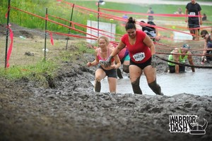 <b>The Mud Pit - Warrior Dash 2014 Horseshoe Valley, Barrie ON</b>