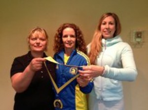 <b>Celebrating successful completion of the 2013 Boston Marathon & re-qualification! Active Chiropractic's trusted health team helps dreams become realities! </b>
